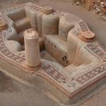 Vasca battesimale di Sbeitla (Tunisia)